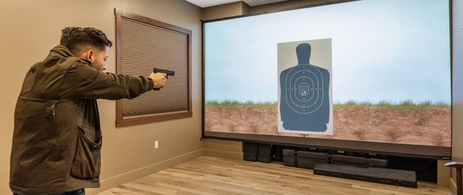 Firearms Training Simulation